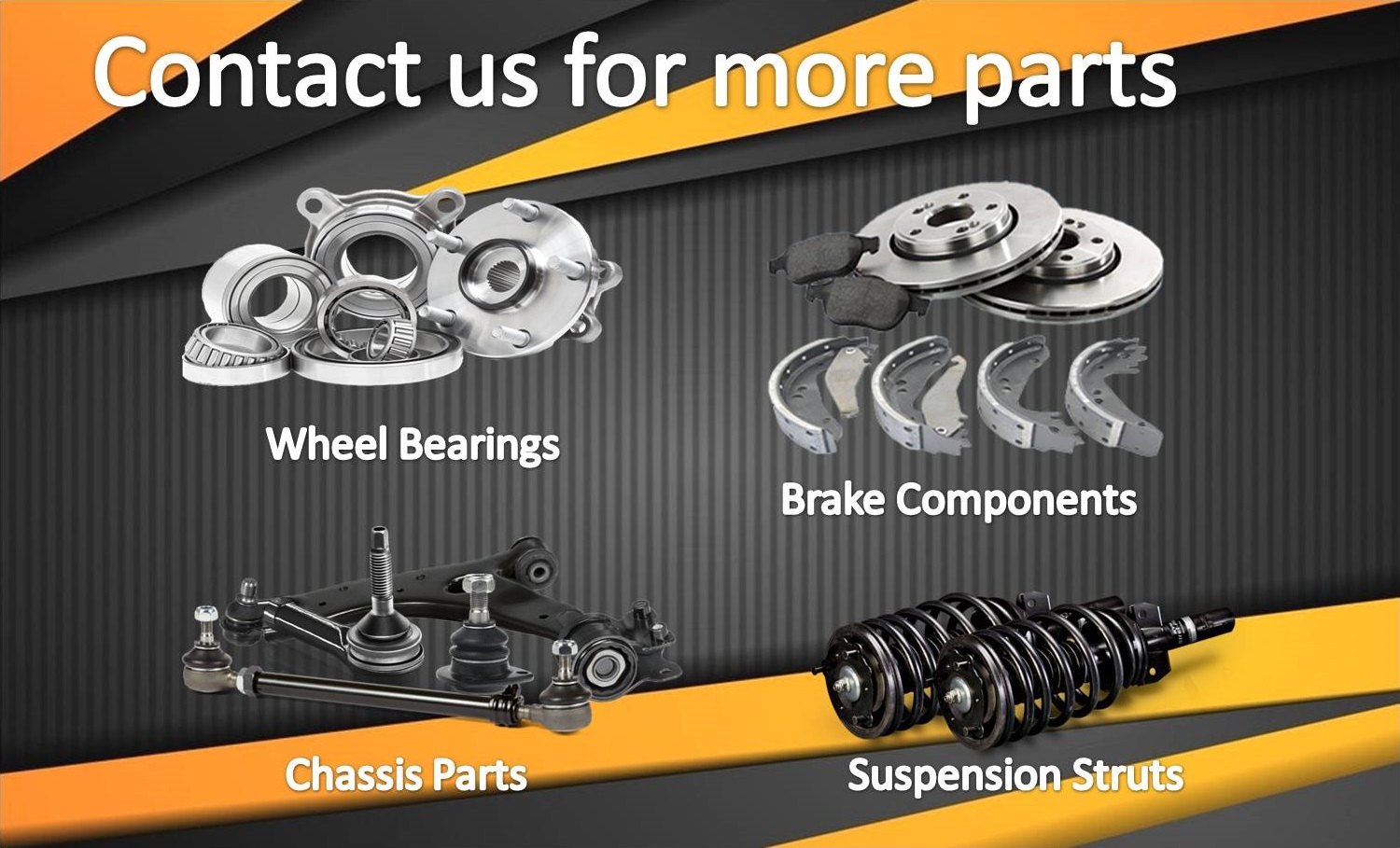 2016 for Ford C-Max Front /& Rear Brake Rotors and Pads 300mm Rotors